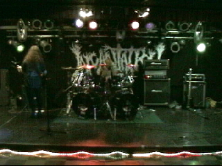 Photo Album 1 - Photos from the Solace Of Requiem Decimate Christendom Tour with Incantation in 2005.