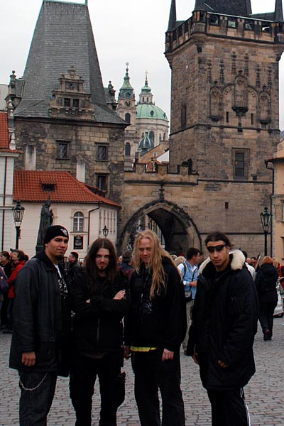 Resurrected In Europe Tour 2010
